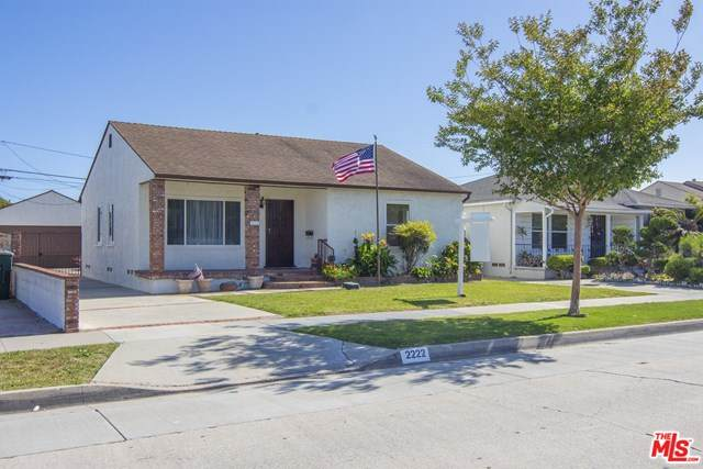 2222 W 164TH Street, Torrance, CA 90504 (#20582028) :: Z Team OC Real Estate
