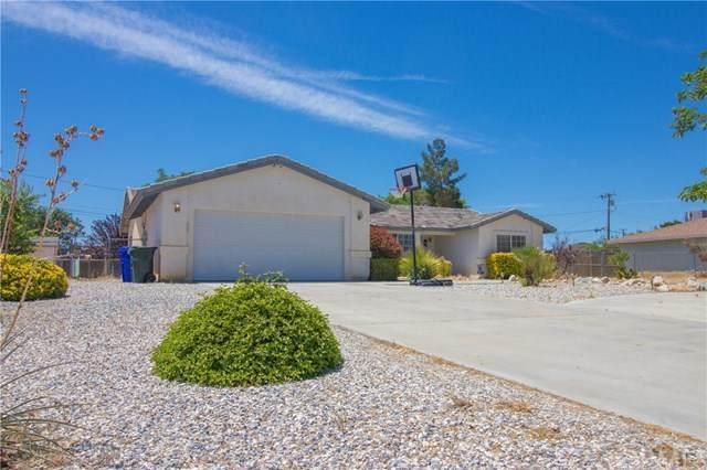 21111 Malibu Road, Apple Valley, CA 92308 (#IV20098646) :: American Real Estate List & Sell
