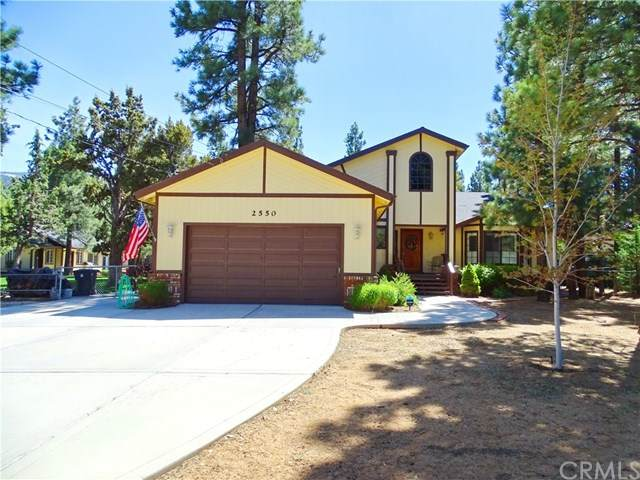 2550 Oak Lane, Big Bear, CA 92314 (#EV20098781) :: RE/MAX Masters