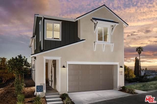 11881 W Terra Vista Way #108, Lakeview Terrace, CA 91342 (#20582232) :: The Brad Korb Real Estate Group