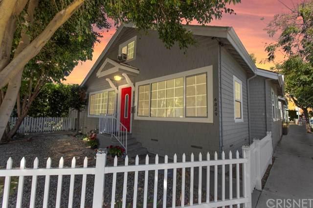 6829 Fountain Avenue, West Hollywood, CA 90028 (#SR20098478) :: Team Tami