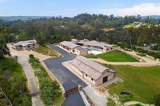 15658 El Camino Real, Rancho Santa Fe, CA 92014 (#200023595) :: Coldwell Banker Millennium