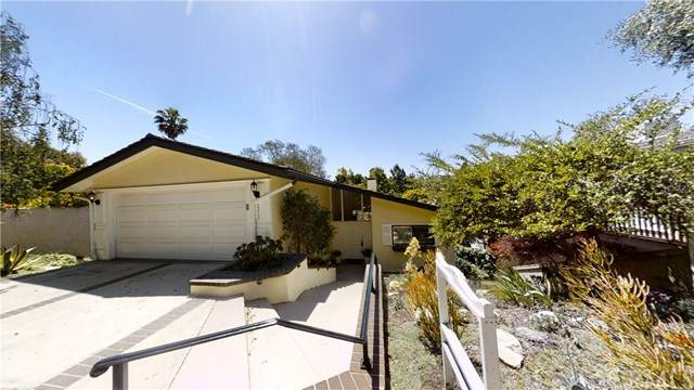 2212 Via Alamitos, Palos Verdes Estates, CA 90274 (#PV20098952) :: The Miller Group
