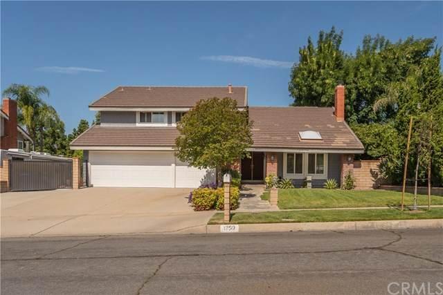 1759 N Kelly Avenue, Upland, CA 91784 (#CV20097618) :: Rogers Realty Group/Berkshire Hathaway HomeServices California Properties