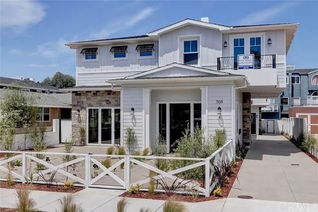 709 Elvira Avenue A, Redondo Beach, CA 90277 (#SB20084496) :: Team Tami