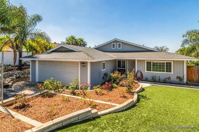 207 Via Oro Verde, Fallbrook, CA 92028 (#200023623) :: Coldwell Banker Millennium