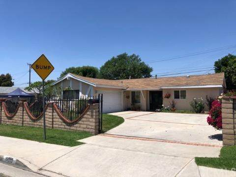 16915 Wing Lane, La Puente, CA 91744 (#DW20094939) :: RE/MAX Masters