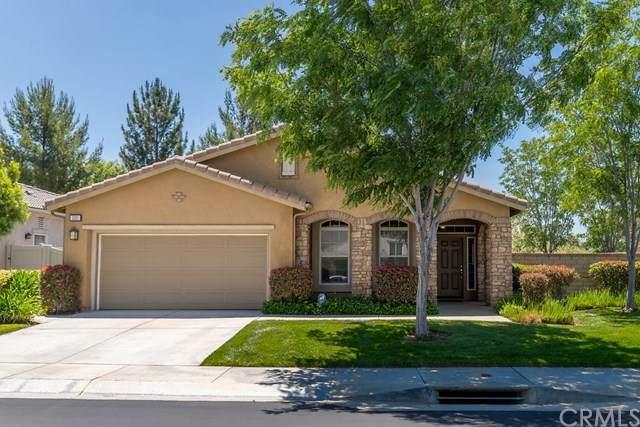 1521 Granite Creek, Beaumont, CA 92223 (#EV20094299) :: Cal American Realty