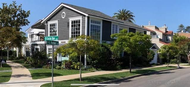 1014 Encino Row, Coronado, CA 92118 (#200023651) :: The Najar Group