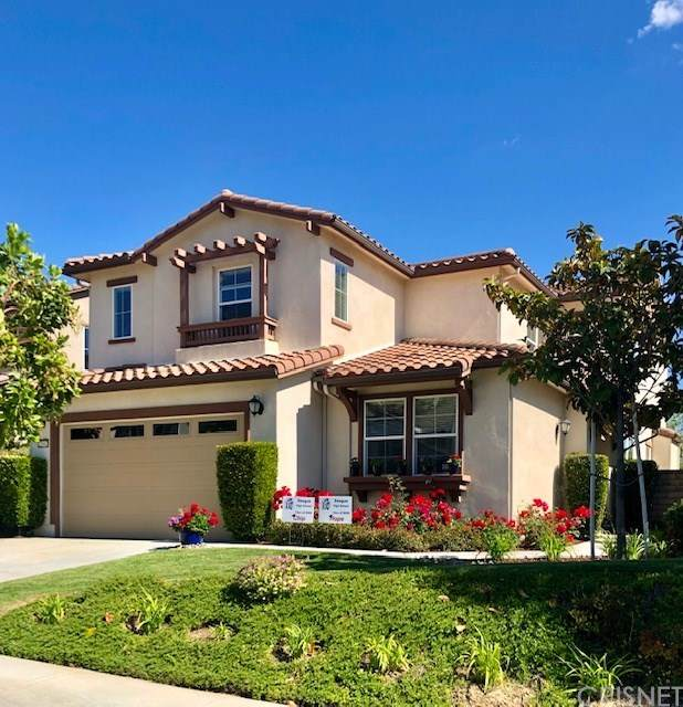 22642 Dragonfly Court, Saugus, CA 91350 (#SR20099087) :: RE/MAX Empire Properties