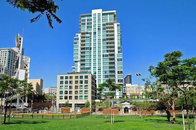 325 7th Ave #907, San Diego, CA 92101 (#200023650) :: Faye Bashar & Associates