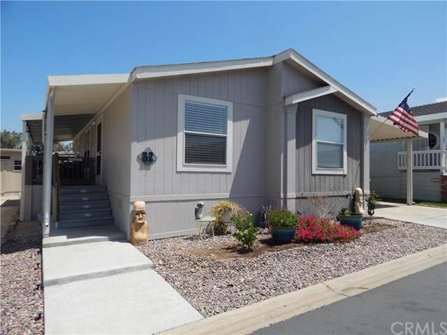 12367 4th Street #32, Yucaipa, CA 92399 (#EV20099166) :: American Real Estate List & Sell