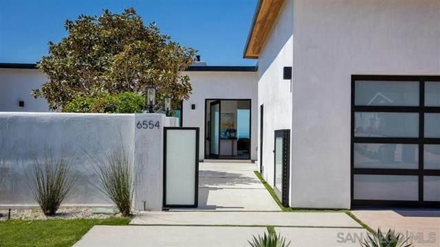 6554 Manana Place, La Jolla, CA 92037 (#200023667) :: Coldwell Banker Millennium