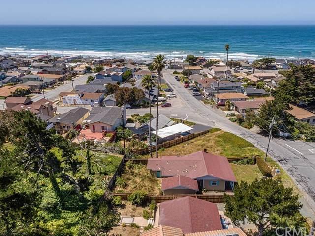 62 13th Street, Cayucos, CA 93430 (#SC20095456) :: Faye Bashar & Associates