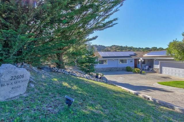 22606 Black Mountain Road, Salinas, CA 93908 (#ML81793823) :: The Brad Korb Real Estate Group
