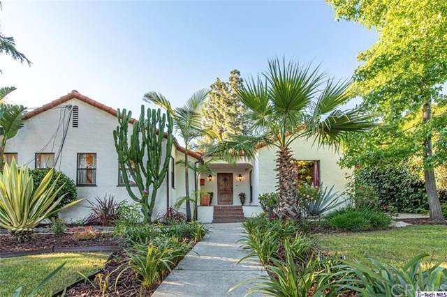 2527 Community Avenue, Montrose, CA 91020 (#320001651) :: The Brad Korb Real Estate Group