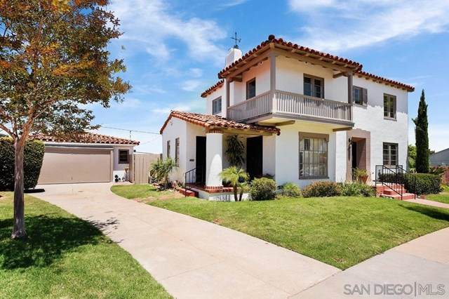 4380 N Talmadge Dr, San Diego, CA 92116 (#200023703) :: The Costantino Group   Cal American Homes and Realty