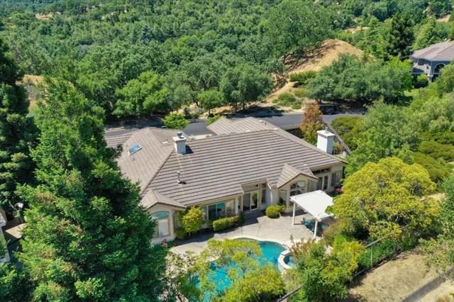 1154 Sunrise Ridge Drive, Lafayette, CA 94549 (#ML81793839) :: The Brad Korb Real Estate Group