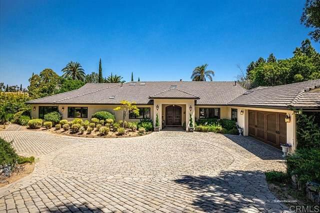 6103 Mimulus, Rancho Santa Fe, CA 92067 (#200023720) :: Coldwell Banker Millennium