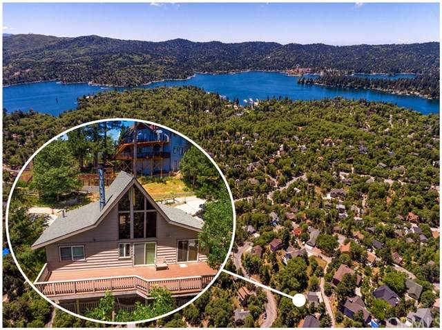 28240 Arbon Lane, Lake Arrowhead, CA 92352 (#EV20099474) :: Millman Team