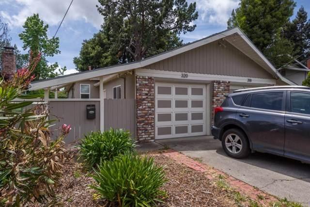 318320 Roble Avenue, Redwood City, CA 94061 (#ML81793833) :: Millman Team