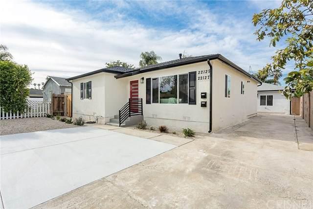 22129 Schoolcraft Street, Canoga Park, CA 91303 (#SR20099510) :: RE/MAX Empire Properties