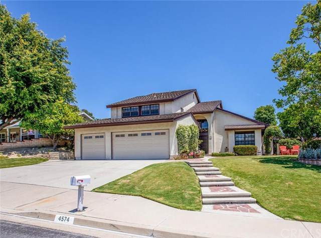 4574 Avenida De La Luz, Yorba Linda, CA 92886 (#PW20095693) :: Rogers Realty Group/Berkshire Hathaway HomeServices California Properties