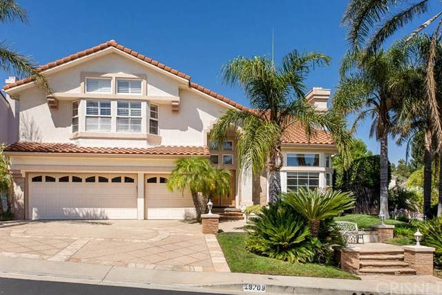 19709 Winged Foot Way, Porter Ranch, CA 91326 (#SR20099643) :: The Laffins Real Estate Team