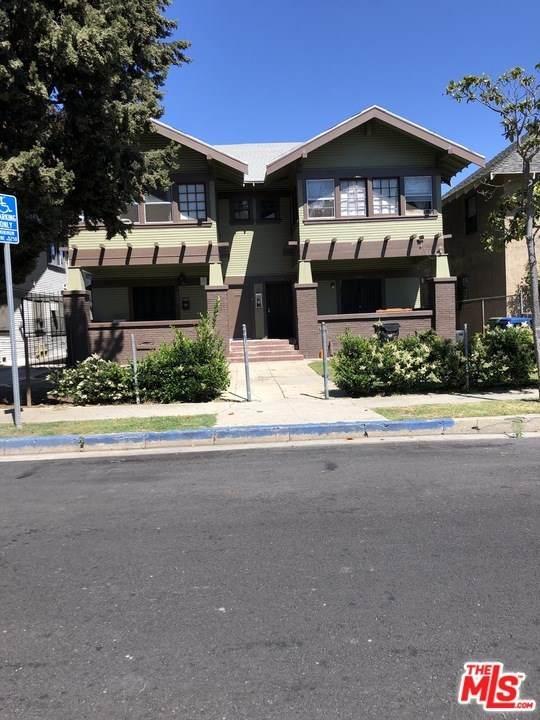 2310 Juliet Street, Los Angeles (City), CA 90007 (#20582500) :: Team Tami