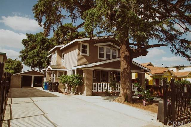 4706 W 17th Street, Los Angeles (City), CA 90019 (#DW20099744) :: Team Tami