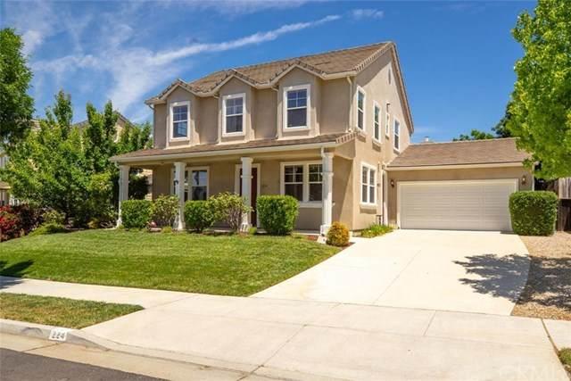 224 Silver Oak Drive, Paso Robles, CA 93446 (#NS20099809) :: Allison James Estates and Homes
