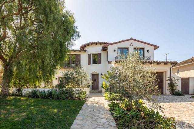 4032 Via Largavista, Palos Verdes Estates, CA 90274 (#PV20099564) :: Millman Team