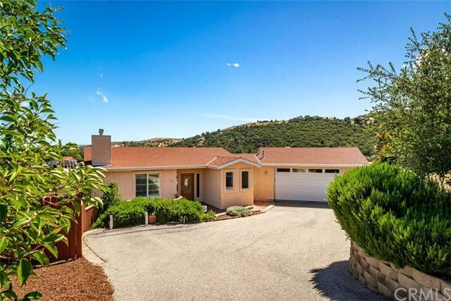 1762 Highland Park Drive, Paso Robles, CA 93446 (#NS20099825) :: Allison James Estates and Homes