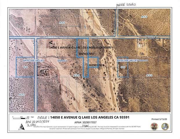 0 Vac/Vic Avenue Q4/145 Ste, Palmdale, CA 93591 (#SR20099170) :: Coldwell Banker Millennium