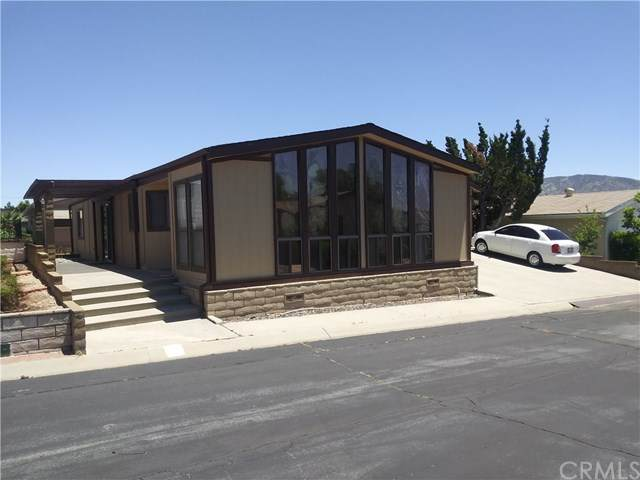3800 W Wilson Street #21, Banning, CA 92220 (#EV20099861) :: The Brad Korb Real Estate Group
