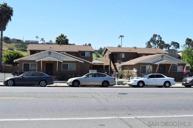 5479 Imperial Ave, San Diego, CA 92114 (#200023810) :: Coldwell Banker Millennium