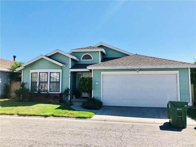 13691 Gavina Avenue #492, Sylmar, CA 91342 (#SR20099488) :: Go Gabby