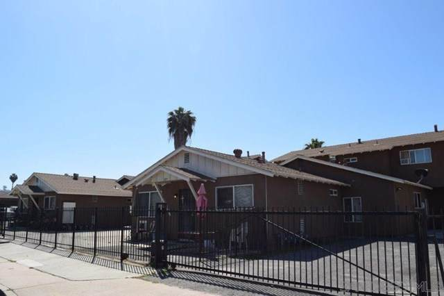 5495 Imperial Ave, San Diego, CA 92114 (#200023812) :: Coldwell Banker Millennium
