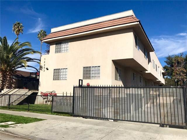 14253 Gilmore Street B, Van Nuys, CA 91401 (#BB20099471) :: The Brad Korb Real Estate Group