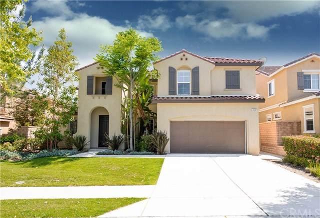 7553 Sanctuary Drive, Corona, CA 92883 (#TR20099504) :: Compass