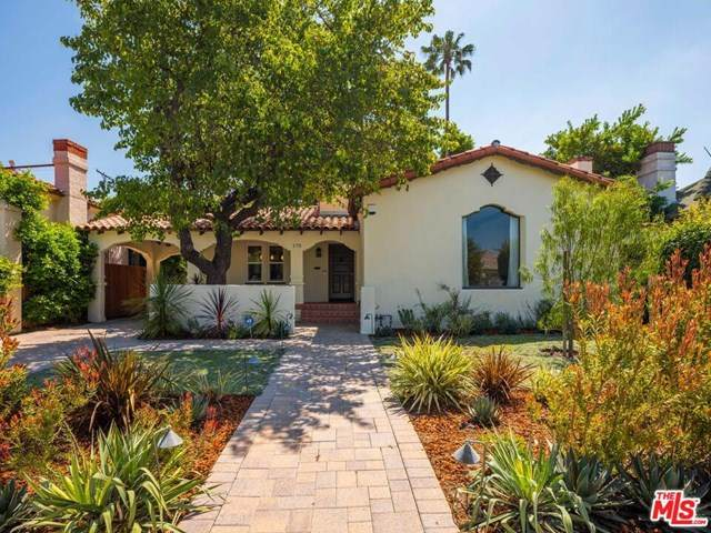 170 S Gardner Street, Los Angeles (City), CA 90036 (#20581002) :: Go Gabby