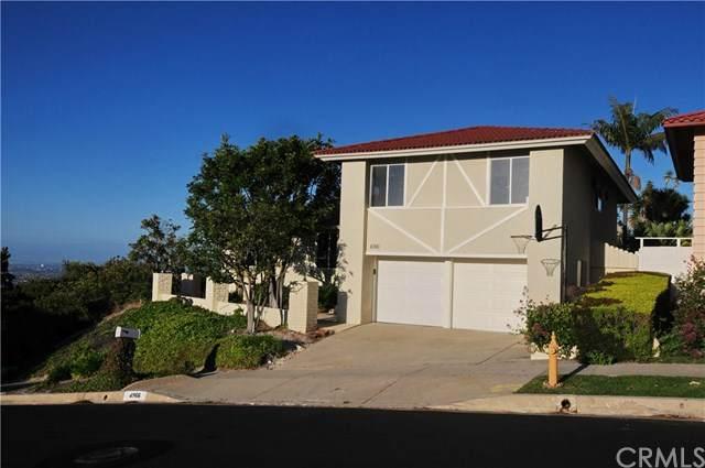 4966 Elkridge Drive, Rancho Palos Verdes, CA 90275 (#SB20098072) :: RE/MAX Masters