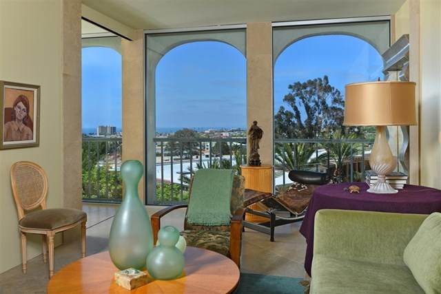 1001 Genter St #3E 3E, La Jolla, CA 92037 (#200023828) :: Faye Bashar & Associates