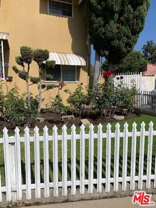 1349-1351 S Dunsmuir Avenue, Los Angeles (City), CA 90019 (#20581682) :: Go Gabby