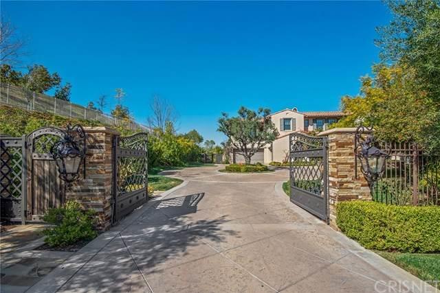 25355 Prado De Naranja, Calabasas, CA 91302 (#SR20099985) :: The Costantino Group | Cal American Homes and Realty
