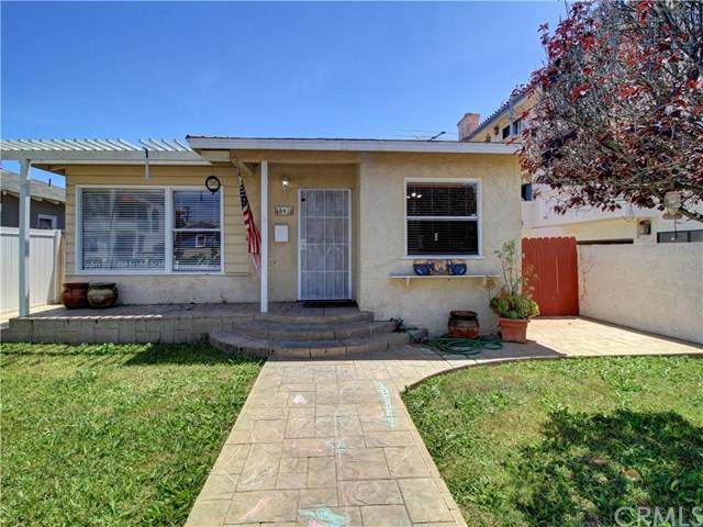 841 W 24th Street, San Pedro, CA 90731 (#SB20100000) :: The Costantino Group | Cal American Homes and Realty