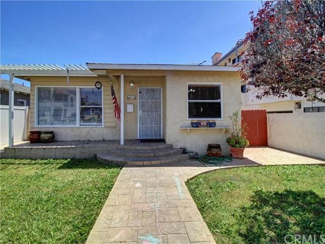 841 W 24th Street, San Pedro, CA 90731 (#SB20100000) :: Compass