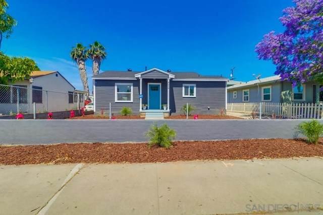 4058 50th St, San Diego, CA 92105 (#200023845) :: Coldwell Banker Millennium