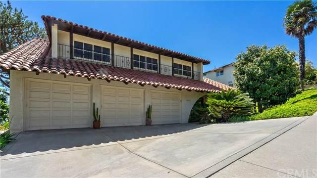 30911 Ganado Drive, Rancho Palos Verdes, CA 90275 (#SB20078391) :: Compass