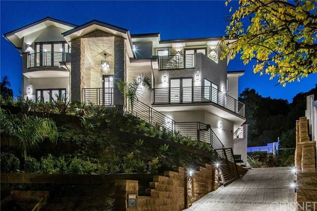 16742 Pageant Place, Encino, CA 91436 (#SR20100025) :: The Marelly Group   Compass
